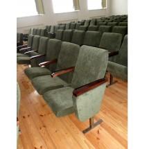Кресло для актового зала М4