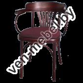 """Кресло из дерева """"Классик"""" арт. 6072-01-2"""