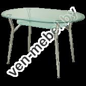 Стол стеклянный А6О