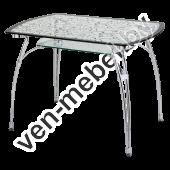 Стол стеклянный А7С2