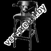 """Барный стул из дерева """"Аполло Люкс"""" арт. 305-01-2X"""
