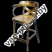 "Барный стул из дерева ""Аполло"" арт. 305-2X"