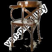 """Кресло из дерева """"Классик"""" арт. 5288-01-2X ⭐"""