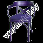 """Кресло из дерева """"Классик"""" арт. 6072-01-2X"""