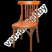 "Стул из дерева ""Комфорт"" арт. 98-01-2"