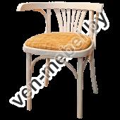 """Кресло из дерева """"Марио"""" арт. 1656-01-2"""