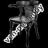 """Кресло из дерева """"Роза"""" арт. 120-2"""