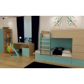 Детская кровать LEO 2